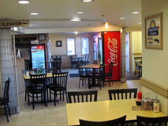 Sault Ste. Marie, Canadá: A view of the cafe.
