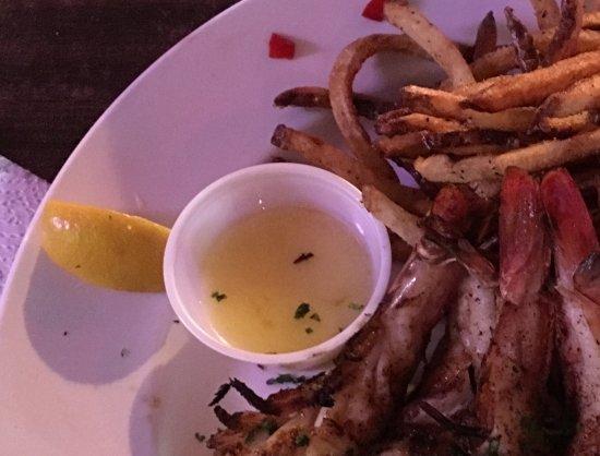 Kody's Restaurant and Bar: Grilled shrimp