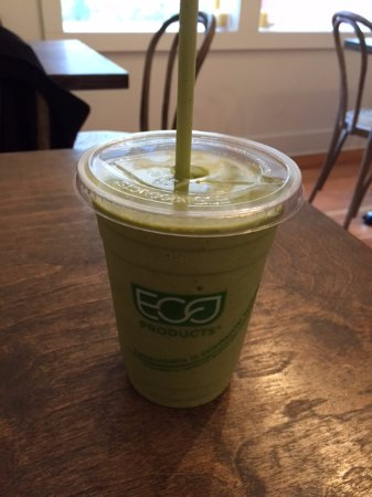 Jackson Hole, WY: Zenergy Smoothie