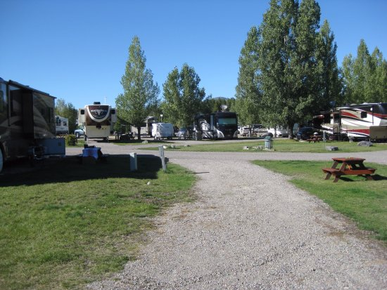 Coram, MT: A Large Variety of Sites Available