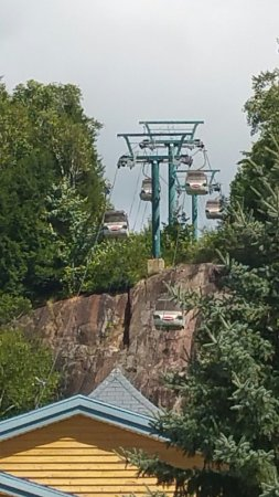 Mont Tremblant Resort: 20160901_140125_large.jpg