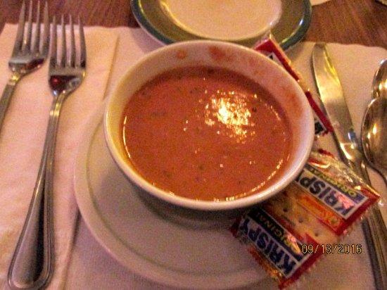 Gloversville, NY: Soup