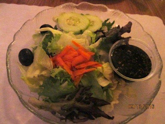 Gloversville, Нью-Йорк: Salad