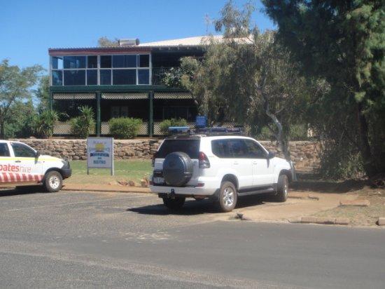 Point Samson, Australia: street view of Tavern