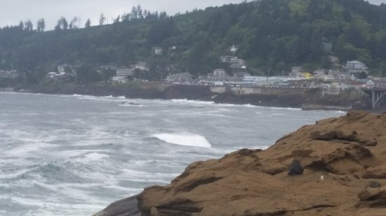 depoe bay from south point
