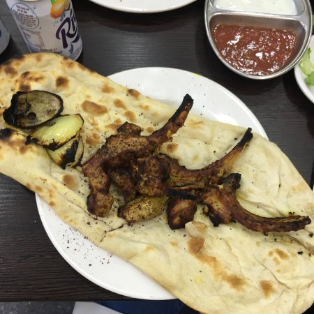 Special lamb pillow and grilled chicken picture of for Afghan cuisine manchester