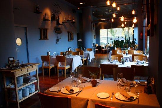 Restaurante Minotauro: Restaurante - Salón interior