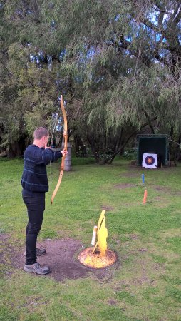 Busselton Archery & Family Fun Park: Archery