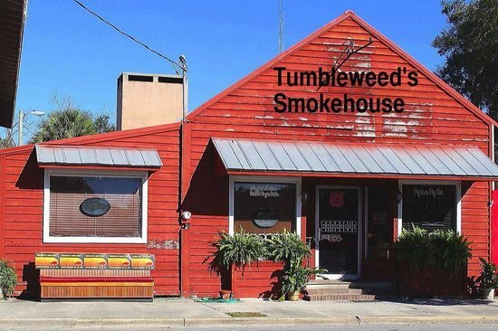 Mayo, FL: This photo was taken at my last visit to tumbleweeds and i can say the food was amazing!!!!!!!!!