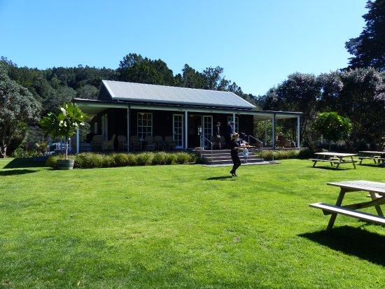 Waiheke-eiland, Nieuw-Zeeland: The Tasting Room