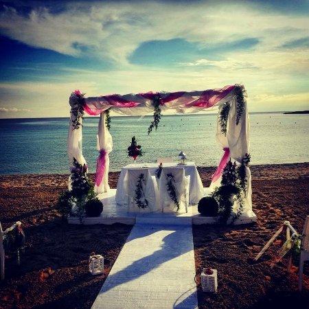 Matrimonio Spiaggia Taranto : Rito in spiaggia picture of el cohiba marina di pulsano