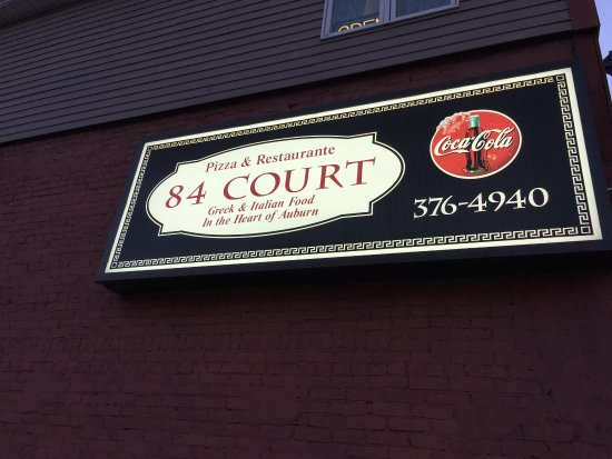 84 court St Pizza and Restaurante: photo1.jpg