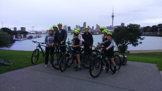 Adventure Capital: Exploring Auckland by bike