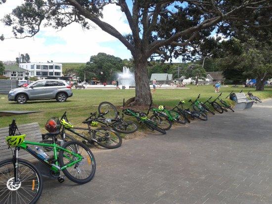Adventure Capital: Bike to Mission Bay