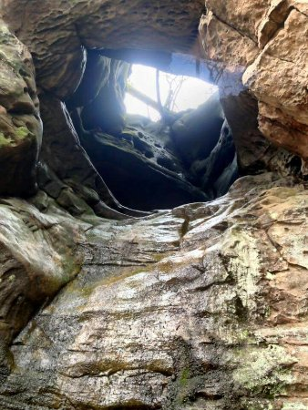 Big South Fork National River & Recreation Area: You can find some top notch geological formations when hiking Big South Fork