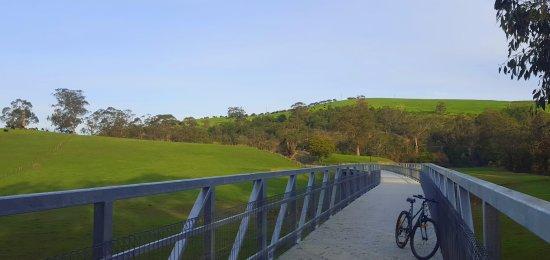 Meeniyan, Australien: great southern rail trail