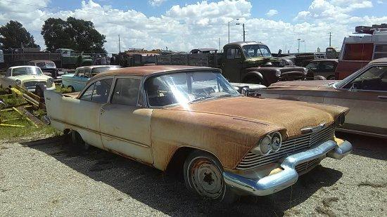 Moriarty, Nuevo Mexico: Lewis Antique Auto & Toy Museum