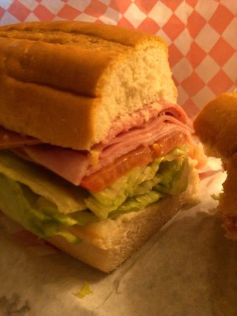Whittier, Kalifornien: Italian sub-okay