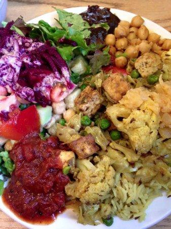 Govinda S Vegetarian Buffet