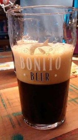 Bonito Beer: Piraputangas nadando na cerveja