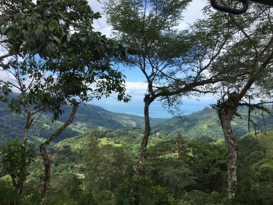 Uvita, Costa Rica: Another amazing view along our ATV Tour