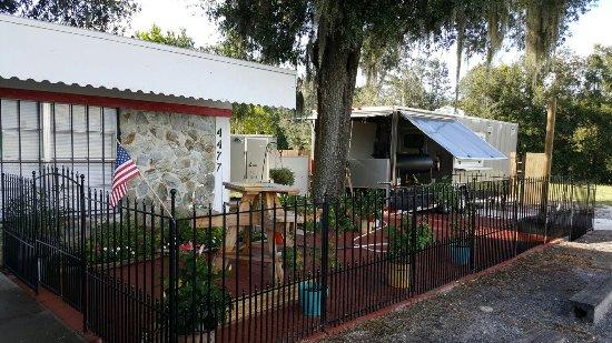 Brooksville, Флорида: Smokehouse Express