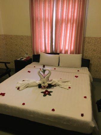 Jade Hotel: Honeymoon
