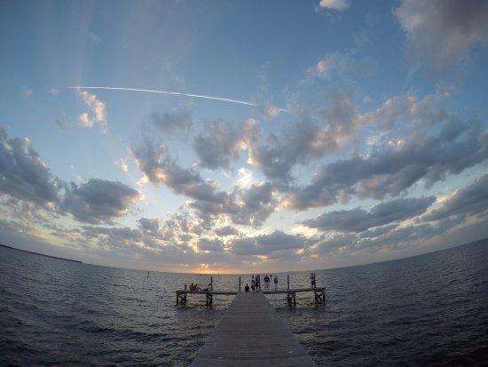 Ruskin, FL: Muelle del Complejo