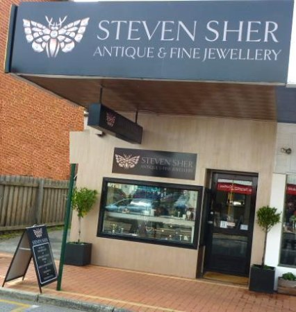 Steven Sher, Antique & Fine Jewellery