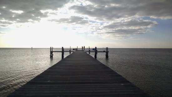 Ruskin, Floryda: Muelle del Complejo