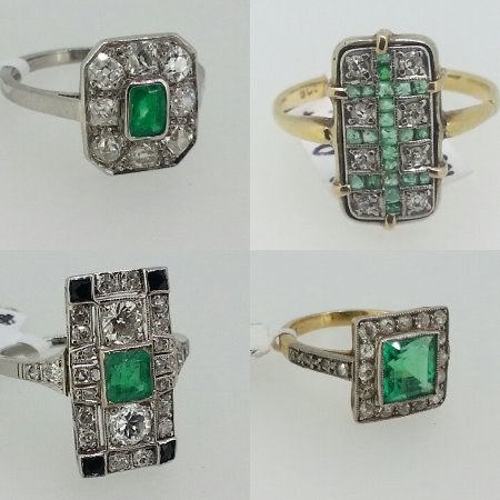 ‪Steven Sher, Antique & Fine Jewellery‬