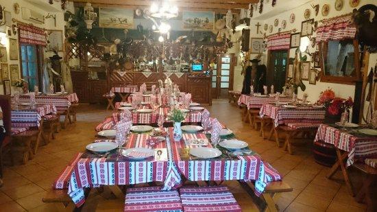 Tiszaujvaros, Hongaria: Sziget Csarda