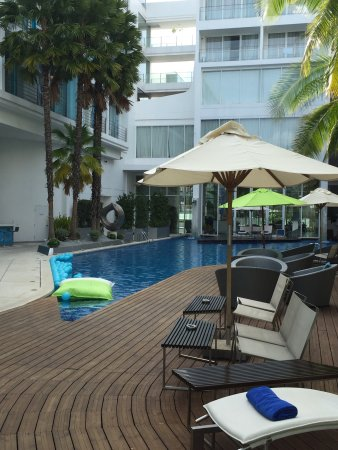 Hotel Baraquda Pattaya - MGallery by Sofitel: photo0.jpg
