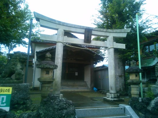 ‪Funadama Shrine‬