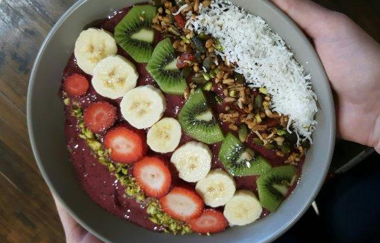Moranbah, أستراليا: Delish Nourishing Acai Bowls