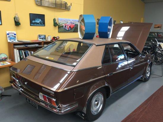 Omaka Classic cars: Princesd