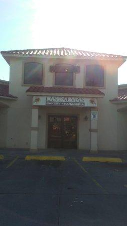 Store front picture of las palmas bakery brownsville - Showroom las palmas ...