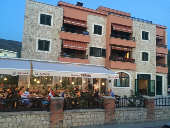 Tripadvisor Podstrana Restaurants