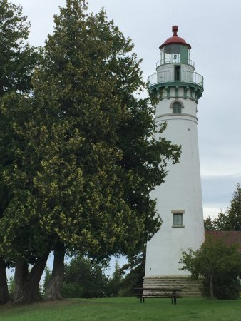Gulliver, MI: Lighthouse