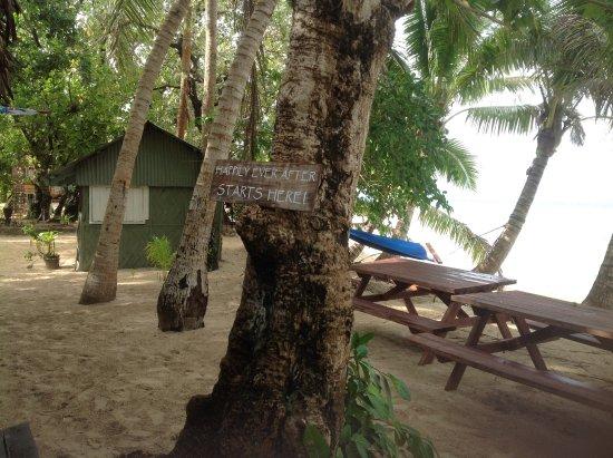 Leleuvia Island, Fiji: Happily ever after starts here