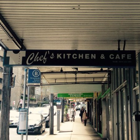 St Leonards, Australië: Chef's Kitchen and Cafe