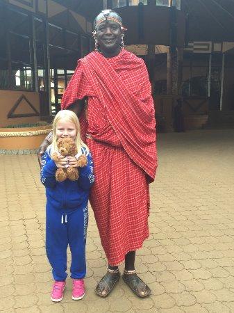 Amboseli Sopa Lodge: Sami - You Rock