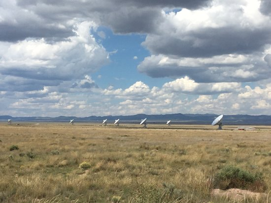 Socorro, Nuevo Mexico: Visited the VLA again as I was passing through.