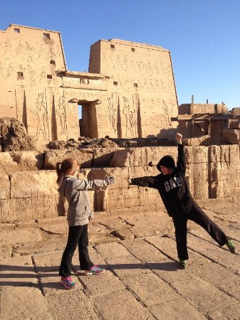Egypt Guidelines Day Tours: Edfu Temple