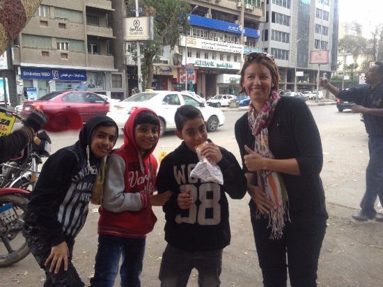 Egypt Guidelines Day Tours: Shawarma in Cairo