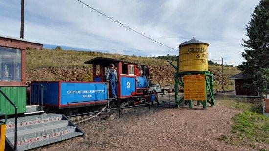 Cripple Creek & Victor Narrow Gauge Railroad: All aboard!