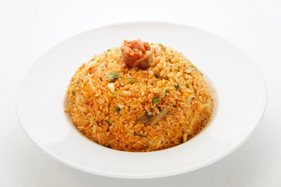 Yona, Ilhas Marianas: Kimchee Fried Rice