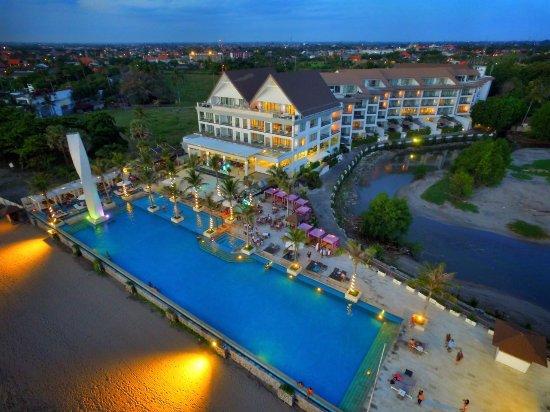 Lv8 Resort Hotel Canggu Bali Picture Of Vue Beach Club Canggu