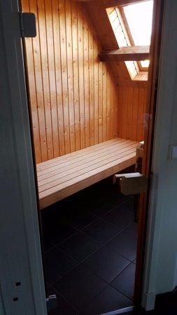 Private Sauna - Bild von Grand Hotel Alkmaar, Alkmaar - TripAdvisor