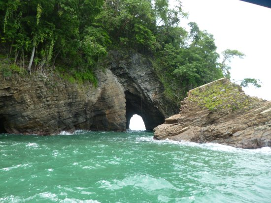 Ballena, Costa Rica: Vistas desde el barco